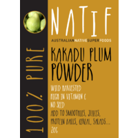 NATIF Kakadu Plum Powder (20g)