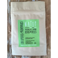 NATIF dried Lilli Pilli/Riberries (20g)