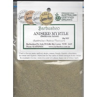 Barbushco Aniseed Myrtle (ground) - 20g