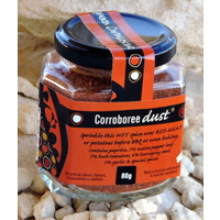 Green Farmhouse Corroboree Dust 80g (JAR)