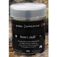 Green Farmhouse Drovers Salt 200g