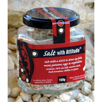 Green Farmhouse Salt with Attitude 150g (JAR)