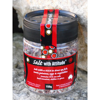 Green Farmhouse Salt with Attitude 170g (PET)