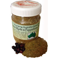 Kurrajong Lemon Myrtle and Pepperberry Seasoning 140g