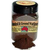 Kurrajong Wattleseed [dark roasted & ground] 100g