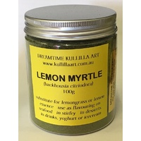 Lemon Myrtle (ground) - 100g