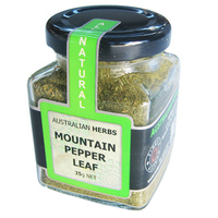 Outback Foods Mountain Pepper Leaf 35g