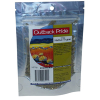 Outback Pride Native Thyme - Dried Native Herb 8g