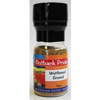 Outback Pride Wattleseed [ground] 50g Shaker