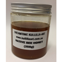 Native Bee Honey (250g)