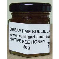 Native Bee Honey 50g