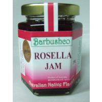 Barbushco Rosella Native Jam (200g)