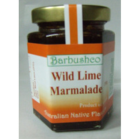 Barbushco Wild Lime Native Marmalade (200g)