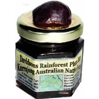 Kurrajong Rainforest Plum Jam 50g