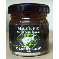 Mallee Desert Lime Jam - Mini Jar 40g