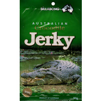 Billabong Crocodile Jerky (50g)