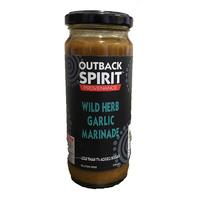Outback Spirit Wild Herb Garlic Marinade (375ml)