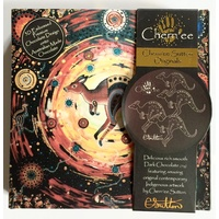 Chern'ee Sutton  Giftboxed Chocolate Disc (70g) - Matjumpa the Kangaroo