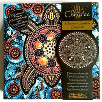 Chern'ee Sutton  Giftboxed Chocolate Disc (70g) - Yaunati Turtle