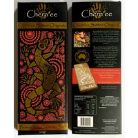 Chern'ee Sutton  Premium Milk Chocolate Bar (60gm)