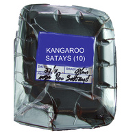 Native Meat - Kangaroo Satays (Pk10)