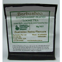 Barbushco Rainforest Blend - Loose Leaf Tea 30g