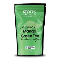 Stott's Loose-Leaf Mango Green Tea with Lemon Myrtle (100g)