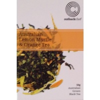 Native Loose Leaf Tea 50g - Lemon Myrtle & Orange