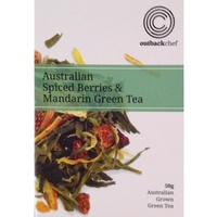Native Loose Leaf Tea 50g - Spiced Berries & Mandarin