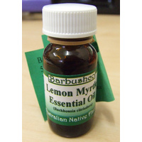 Barbushco Lemon Myrtle Essential Oil 10mls