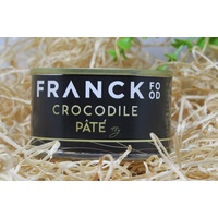 Franck Food Crocodile Pate with Port Wine 110g