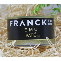 Franck Food Emu Pate with Capsicum 110g