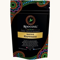 Roogenic Native Happiness Organic Tea (55g Pouch)