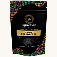 Roogenic Native Strawberry Organic Tea (65g Pouch)