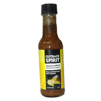 Outback Spirit Lemon Myrtle, Coconut & Chilli 160mls
