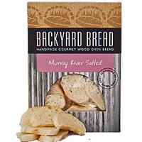 Murray River Salted  (Wood Oven Bread) - 80g
