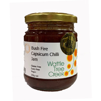 Wattle Tree Creek Bush Tomato Capsicum Chilli Jam (310g)