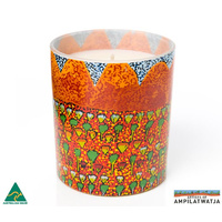 Ampilatwatja Aboritinal Art Fragranced Soy Blend Candle - Desma Turner
