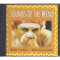 Sounds of the Wind CD (Didgeridoo Music) by Michael J Connolly