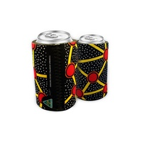 Bunabiri Aboriginal Art Can Cooler - Talaroo Springs