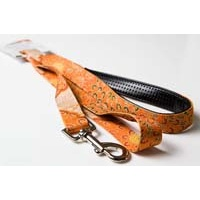 Aboriginal design Dog Leash - Possum Dreaming by Andrea Nungarrayi Martin