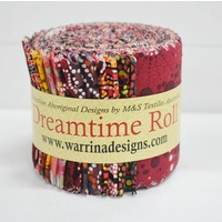 Dreamtime Jelly Rolls (Red) (20pce)