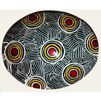 Iwantja -Lacquered Ring Dish (Heart Shaped)