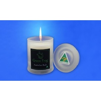 Green Frog Scented Soy Candle - Australian Bush