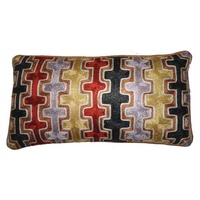 Iwantja Art Chain-stitch Cushion Cover (30x50) - Gloria Gill