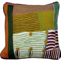 Iwantja Handstitched Cushion Cover 40x40 - My Country