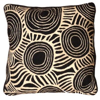 Iwantja Handstitched Cushion Cover 40x40 - Tjukula