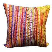 Untitled  2- Utopia Microfibre Cushion Cover