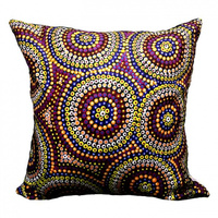 Untitled 3- Utopia Microfibre Cushion Cover
