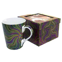 Utopia Mug - Bush Flowers